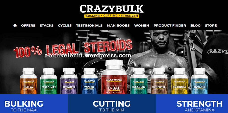 crazy bulk supplement reviews legal steroids that work